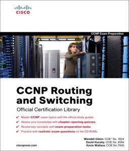 Read more about the article É Hoje o Sorteio do Livro CCNP Official Certification Library