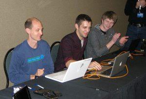 Time de Hacker no último pwn2own/2009