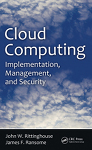 Coruja Indica o Livro: Cloud Computing – Implementation, Management and Security.