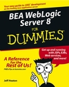 Coruja Indica o Livro: Weblogic for Dummies