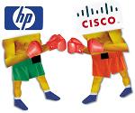 HP vs Cisco: Uma briga de titãs.