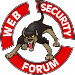 Sorteios e brindes no Web Security Forum.