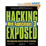 Hacking Exposed: Web Applications, 3rd Edition – Vocês devem lê-lo.
