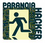 Paranoia Hacker by Garoa Hacker Clube