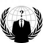 Anonymous fazendo sucesso, o grupo participa do The Good Wife