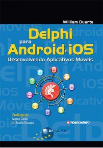 Sorteio do Livro Delphi para Android e iOS – Brasport