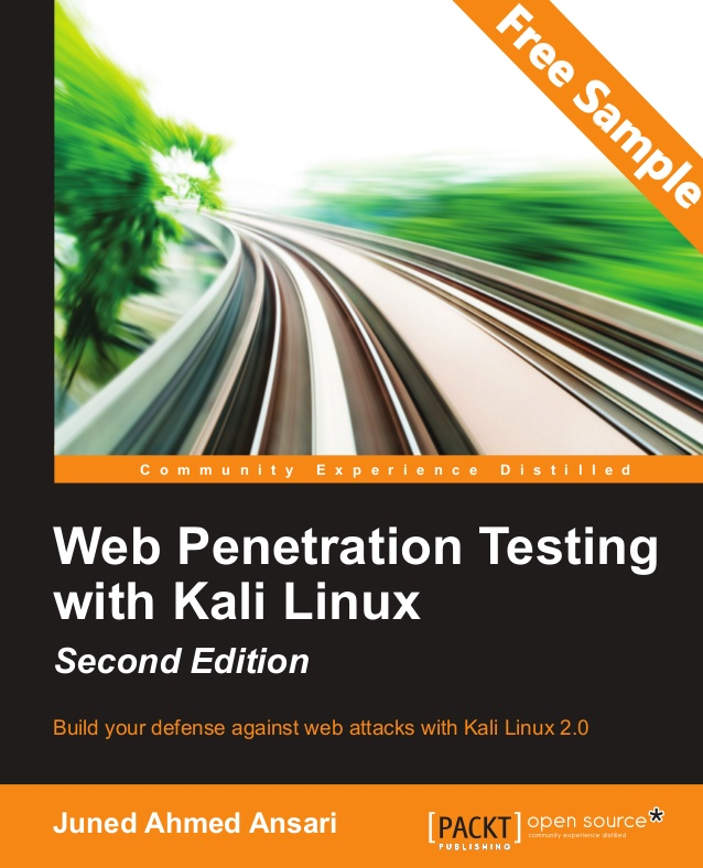 Web Penetration Testing with Kali Linux, 2nd Edition para consulta