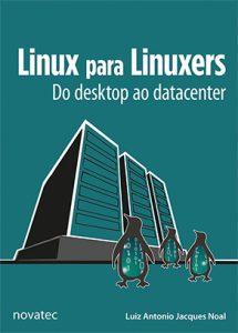 Review e sorteio do livro Linux para Linuxers