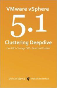 VMware vSphere 5.1 Clustering Deepdive (Volume 1) liberado para consulta