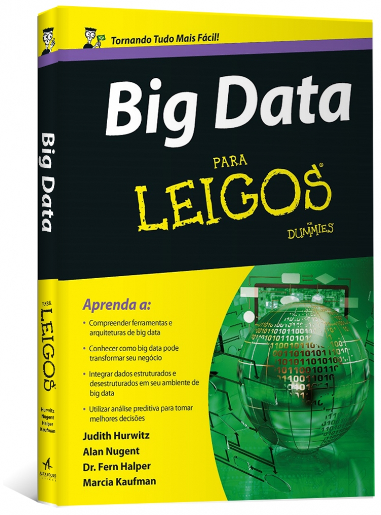 Review do Livro: Big Data para Leigos