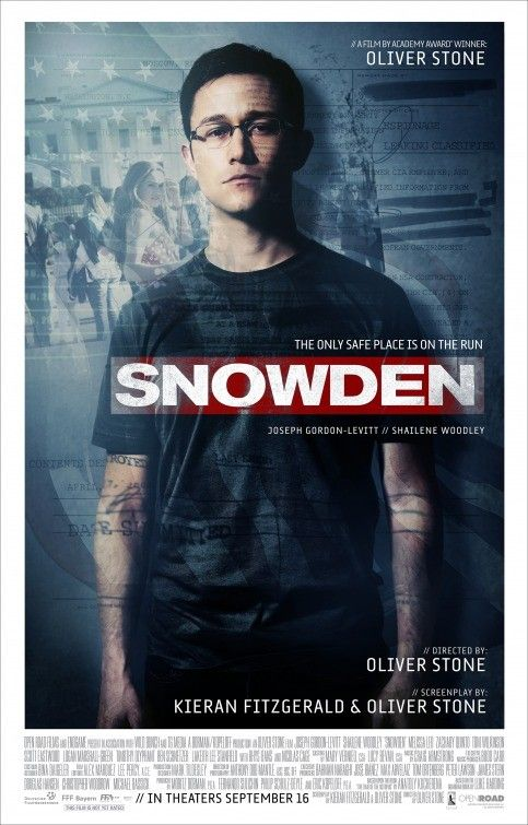 Snowden 2016 para download