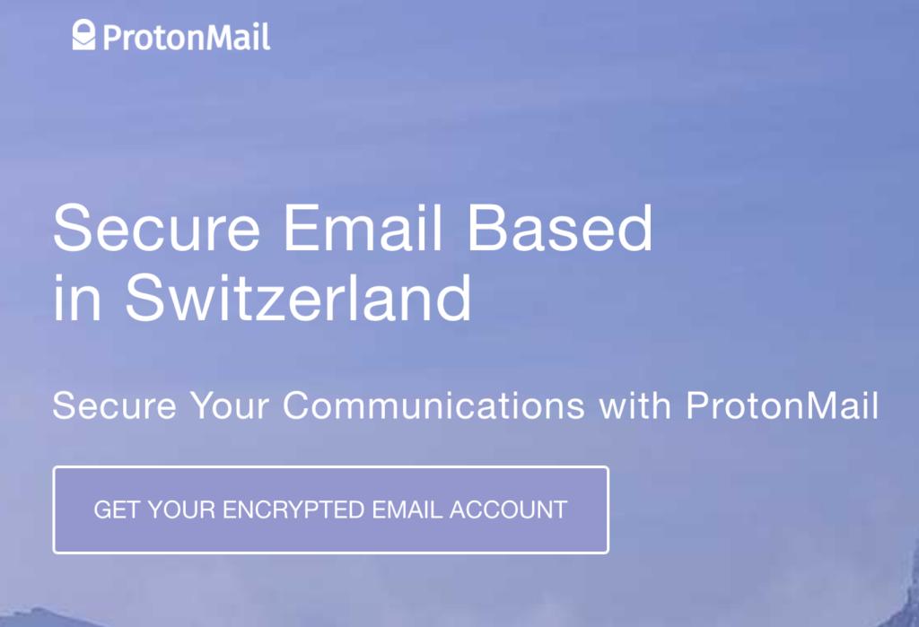 protonmail.ch – o serviço de e-mail mais seguro do mundo, e isso não é uma piada