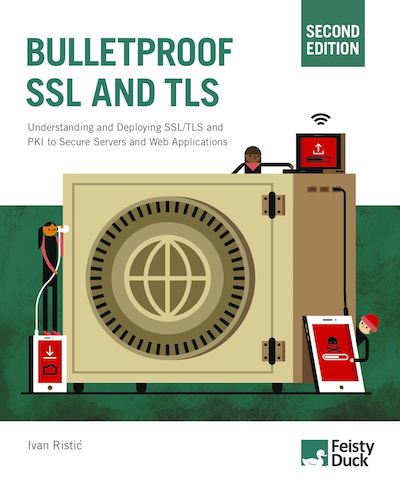 Bulletproof SSL and TLS second edition